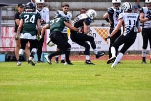 Nürnberg Hawks vs. Ingolstadt Dukes 2