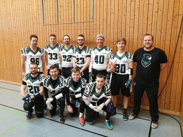 Flagfootball Team Hawks