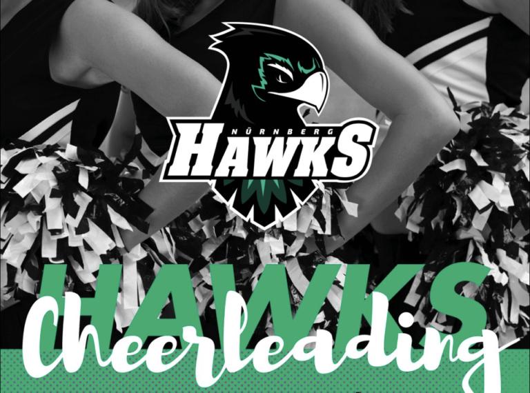 hawks cheerleader