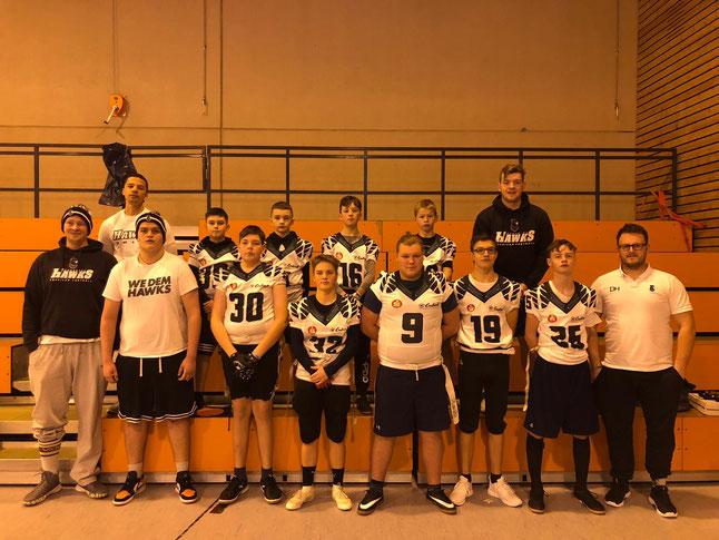 Hawks Juniors Team