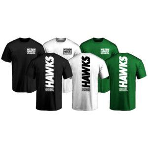 """Hawk-Eye """"We dem Hawks"""" - T-shirts 2020 Edition"""