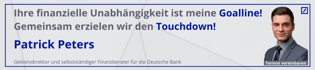 deutsche bank Banner