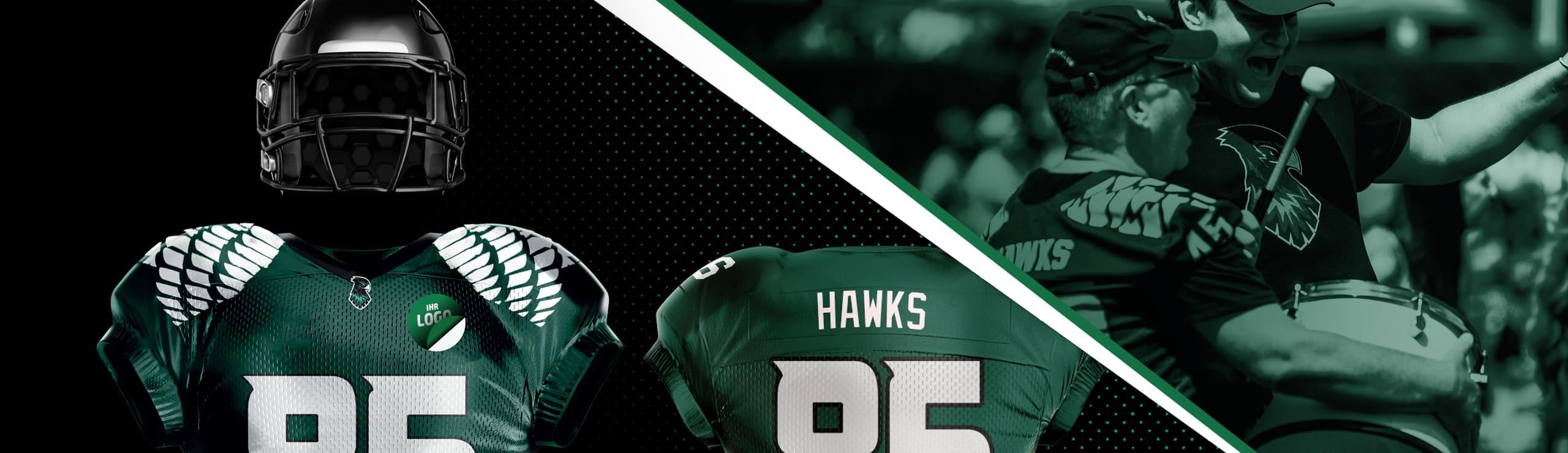 sponsoren und swarm der hawks