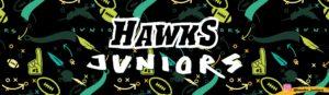 Hawks juniors u16 Flag