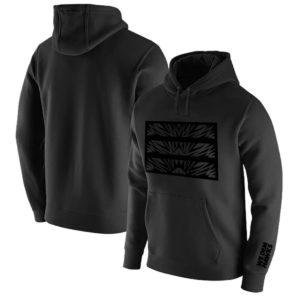black on black hoodie Pullover 103