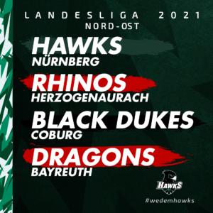 ligaeinteilung 2021