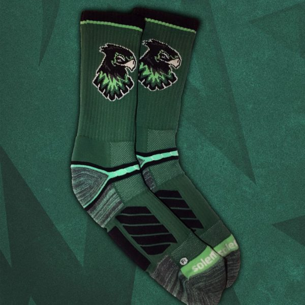 Hawks-Socken-lang
